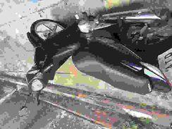 Honda Biz 125 EX 2010