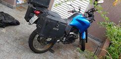 Yamaha XTZ 250 Tenere 2012