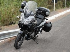 Suzuki DL 1000 V Strom 2008