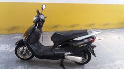 Moto Led Honda