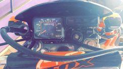 Moto Honda Xr-200