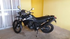 Moto Xt 660 Ótimo Eatado