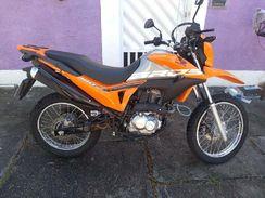 NXR Bros 160 Esdd