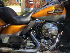 Harley-Davidson Electra Glide Ultra Limited 2014