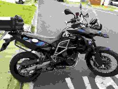 F800 GS Triple Black