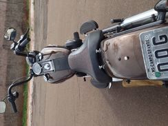 Harley-Davidson Softail Fat Boy Special 2013