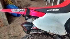 Moto XR 230 de Trilha